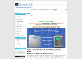 newcellwaterionizers.com
