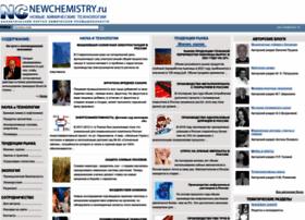 newchemistry.ru