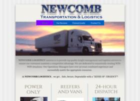 newcomblogistics.com