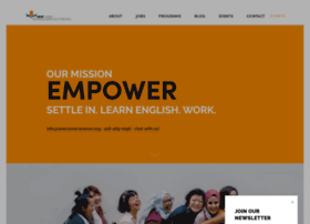 newcomerwomen.org