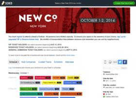 newconewyork2014.sched.org