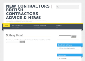 newcontractors.co.uk