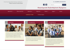 newcovenantchristianschool.org