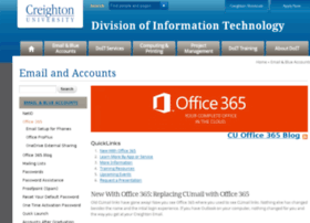 newcumail.creighton.edu