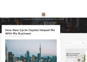 newcyclecapital.com