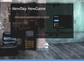 Newdaynewgame.blogspot.com