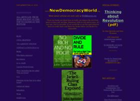 newdemocracyworld.org