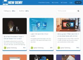 newdemy.com