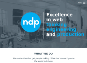newdigitalpartnership.co.uk