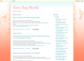 newdogworld.blogspot.com