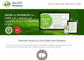 newearthmarketing.com