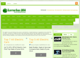 newelectriccar2014.com
