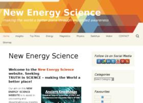 newenergyscience.com.au