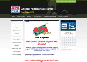 newengland.apaleagues.com