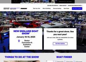 newenglandboatshow.com