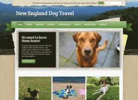 newenglanddogtravel.com