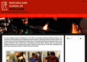 newenglandschoolofmetalwork.com