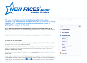 newfaces.uservoice.com