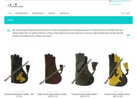 newfalconryequipments.com