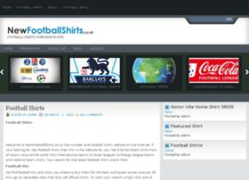 newfootballshirts.co.uk