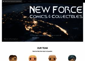 newforcecomics.com