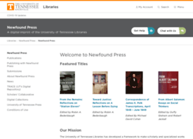 newfoundpress.utk.edu