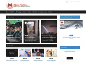 newfriars.com