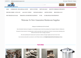 newgenerationmushroomsupplies.com.au
