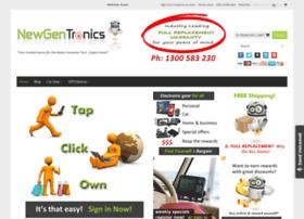 newgentronics.com.au