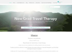 newgradtraveltherapy.com