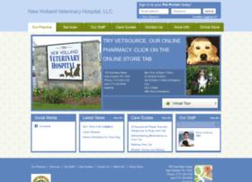 newhollandveterinaryhospital.vetstreet.com