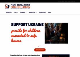 newhorizonsforchildren.org