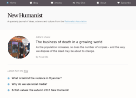 newhumanist.org.uk