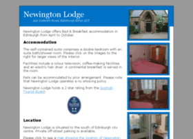 newingtonlodge.co.uk