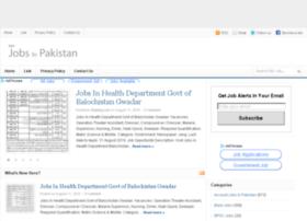 newjobsinpakistan.com
