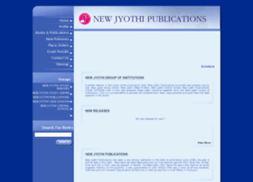 newjyothipublication.com