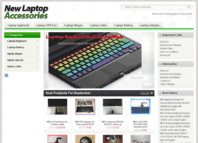 newlaptopaccessories.com