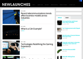 newlaunches.com