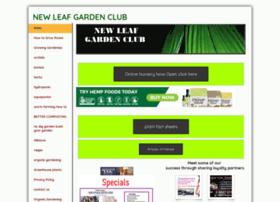 newleafgardenclub.com