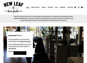 newleafhairstudio.com