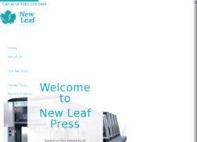 newleafpress.co.uk