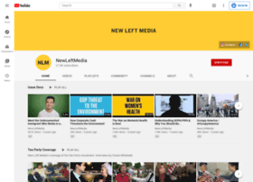 newleftmedia.com