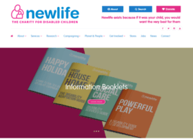 newlifecharity.co.uk