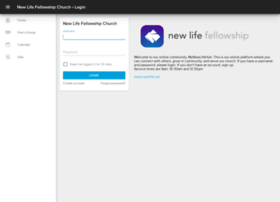 newlifefellowship.ccbchurch.com