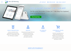 newlifepharmacy.co.uk