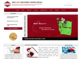 newlightmachineryworks.co.in