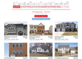 newlistingsinharrisonburg.com
