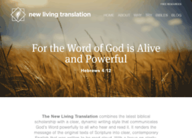 newlivingtranslation.com
