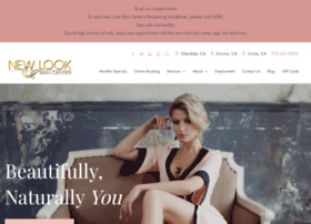 newlookskincenter.com