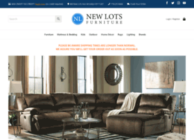 newlotsfurniture.com